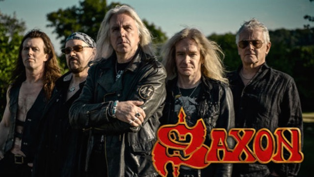 Interview with Biff Byford of Saxon about forthcoming release — Eagles and Dragons