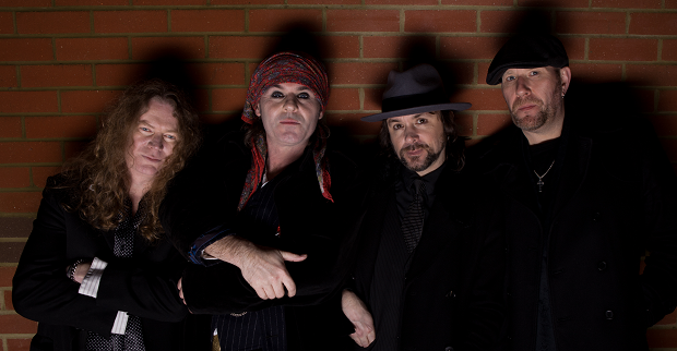 The Quireboys headline HRH AOR On The Road tour