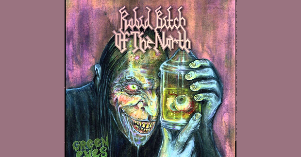 Rabid Bitch Of The North unleash video for 'Green Eyes'