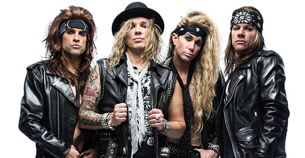 Steel Panther announce UK arena dates