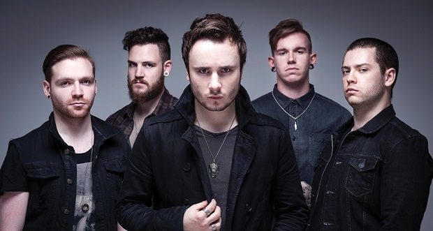 As Lions to support Trivium on UK tour