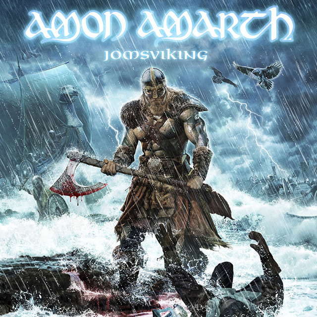 Review: Amon Amarth – Jomsviking