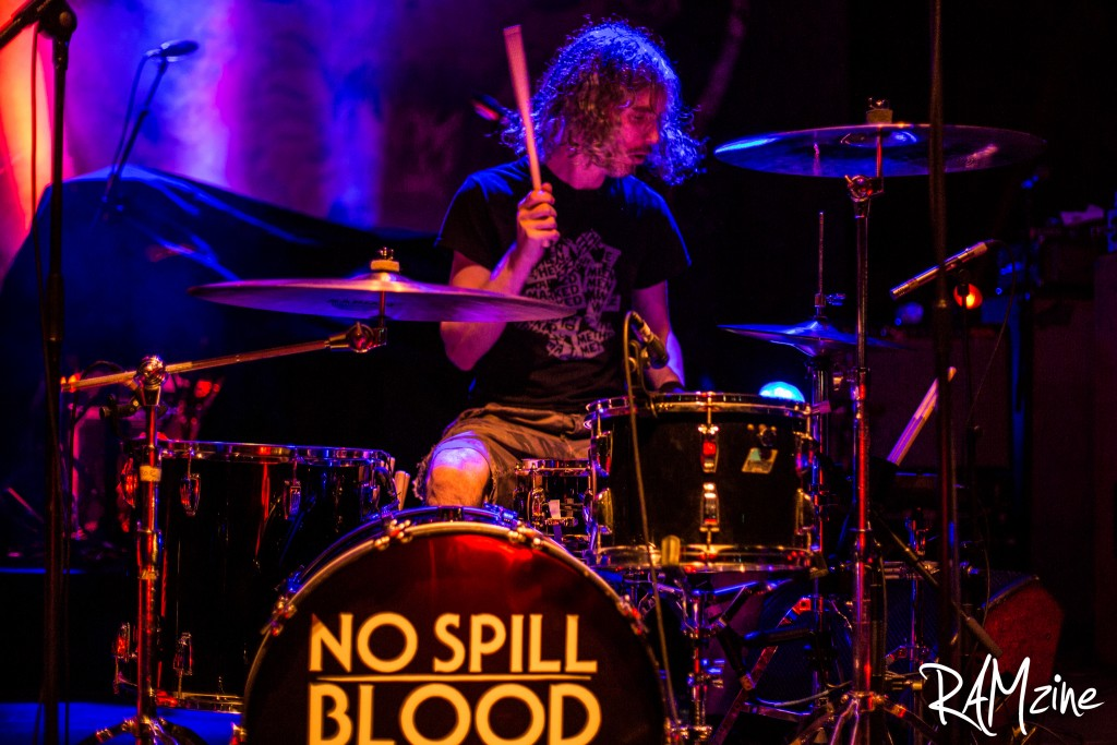 No Spill Blood by Jay Russell