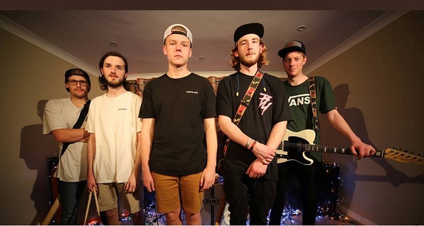 Catch Fire provide a dose of 'Anaesthetic'