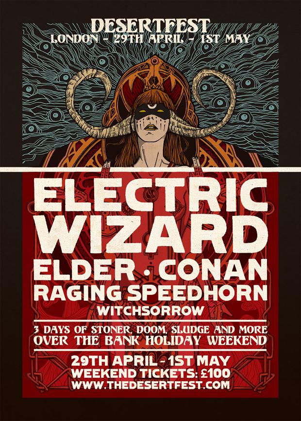 desertfest poster