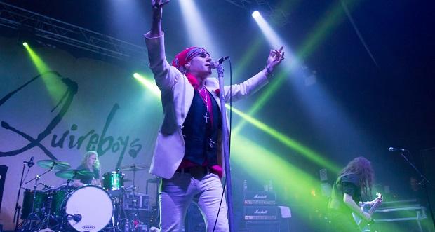 Live: HRH AOR On The Road Tour, O2 Academy, Newcastle
