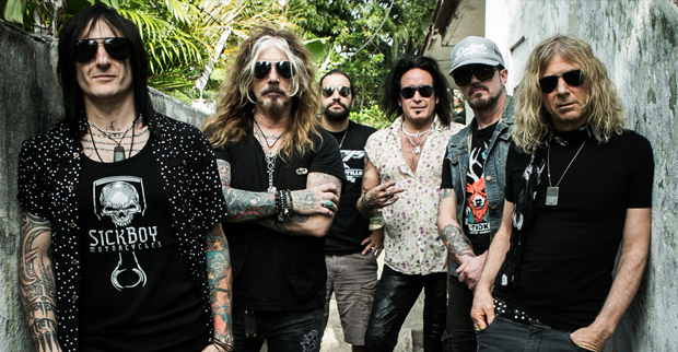 The Dead Daisies at Download Festival