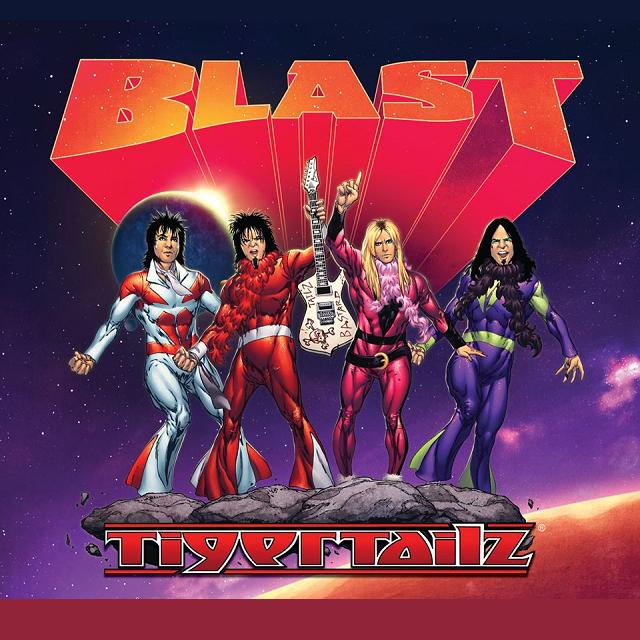 Review: Tigertailz – Blast!