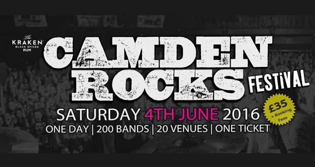 Camden Rocks adds Zebrahead, Heck, and many more