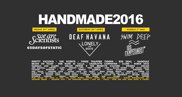 Handmade festival 2016 announced final additions