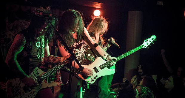 Live: Tigertailz, Camden Underworld, London
