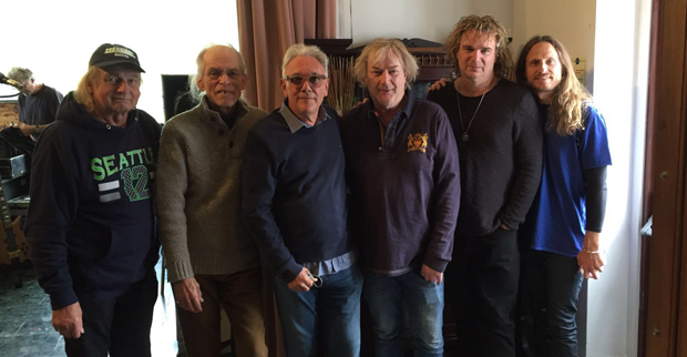 Trevor Horn to re-join Yes live