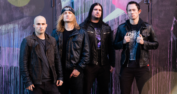 Trivium unleash new track 'In The Court Of The Dragon'