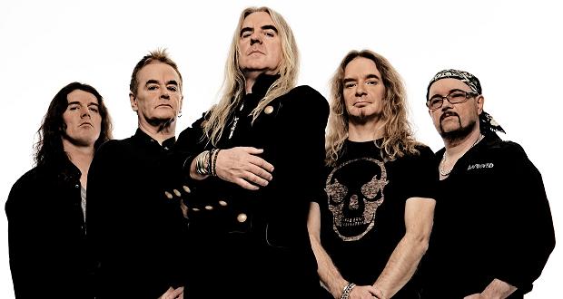 Saxon Unleash The Vinyl Hoard