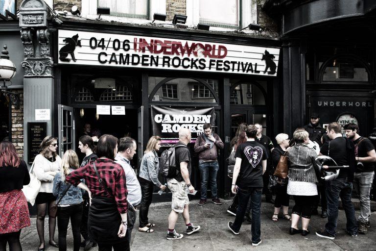 Live: Camden Rocks Festival 2016