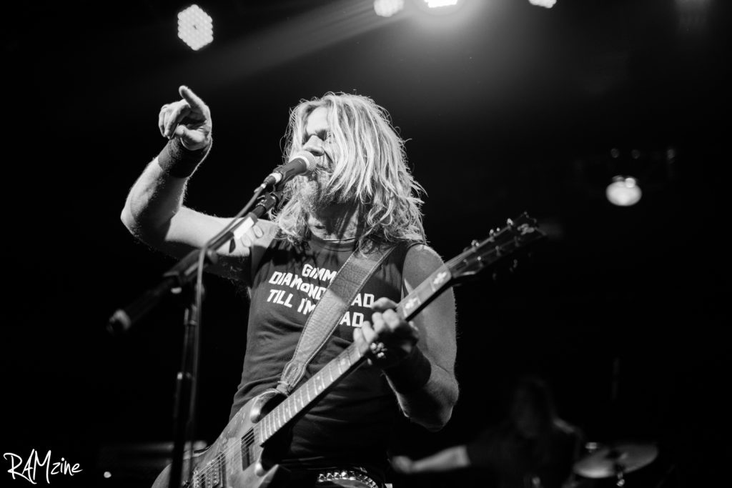 Corrosion Of Conformity. Photo by Graham Berry