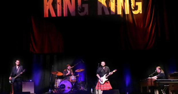 Live: King King / Dan Patlansky,Town Hall, Birmingham