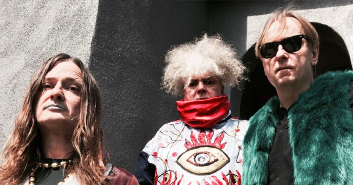 Live: The Melvins, The Koko, London