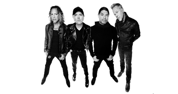 Watch Metallica perform with Lady Gaga at The Grammys