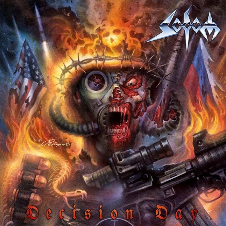 Review: Sodom – Decision Day