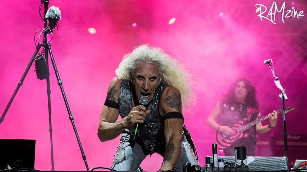 Dee Snider will return to the UK for Hard Rock Hell