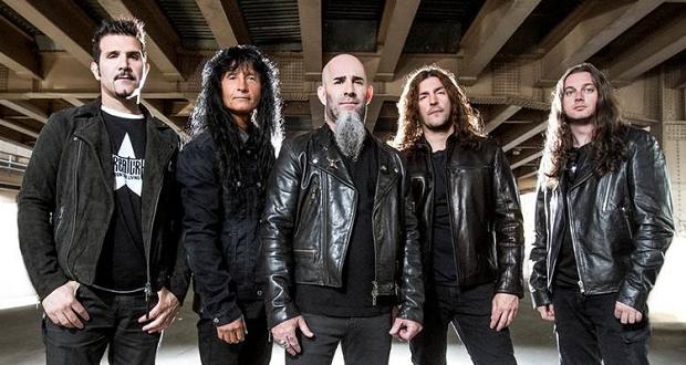 Interview: Anthrax guitarist Jon Donais – Bloodstock 2016