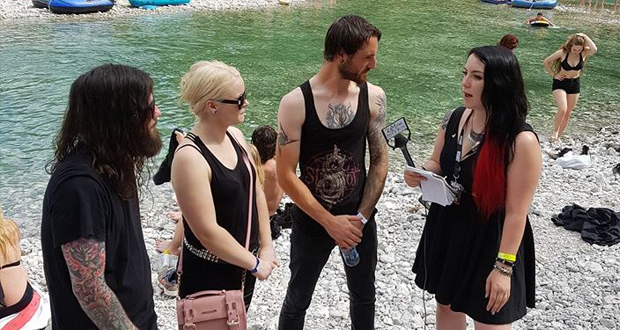 Interview with Dead Label at MetalDays