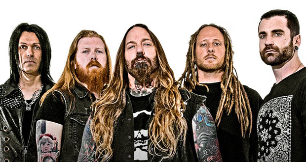 Interview: Dez Fafara of DevilDriver at MetalDays