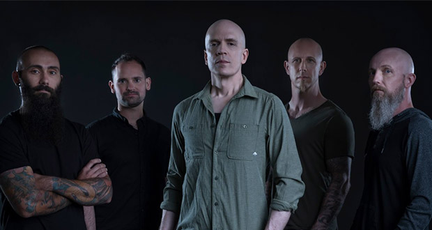Devin Townsend Project reveal new song from 'Transcendence'