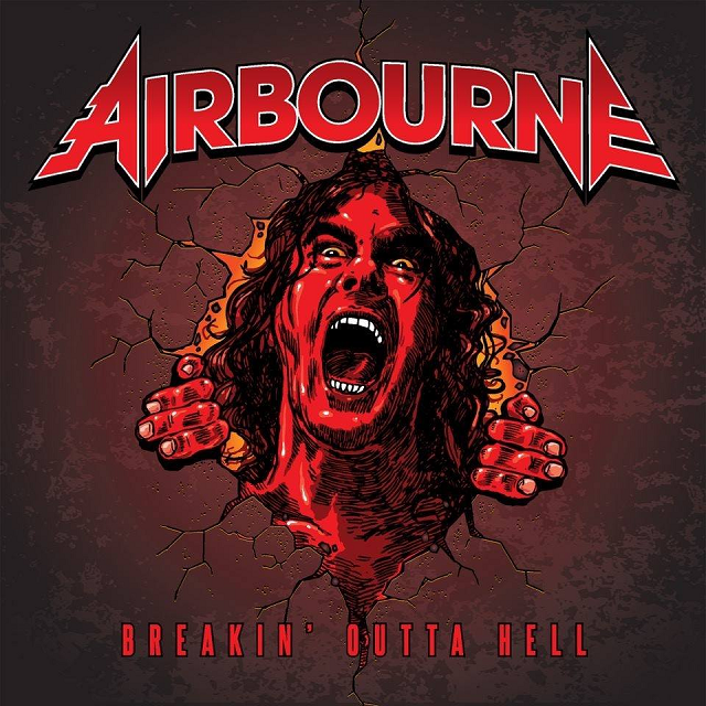 Review: Airbourne – Breakin' Outta Hell