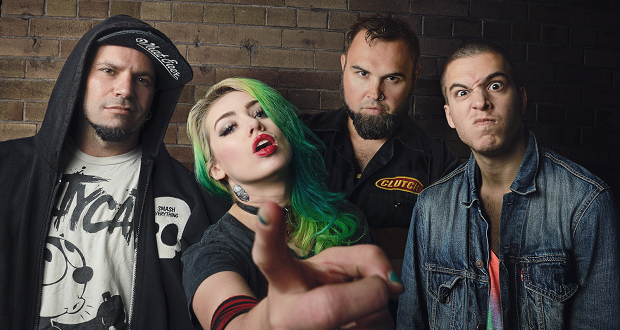 Sumo Cyco reveal collaboration with Skindred's Benji 'Moving Mountains'