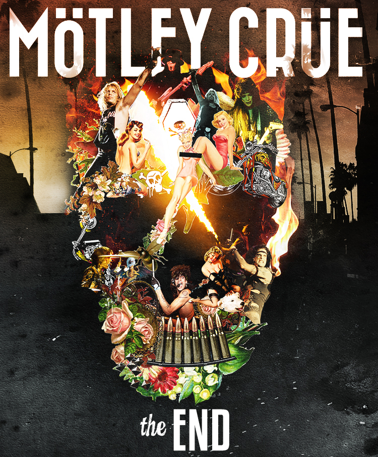 """Mötley Crüe: The End"", the very last experience you cannot miss."