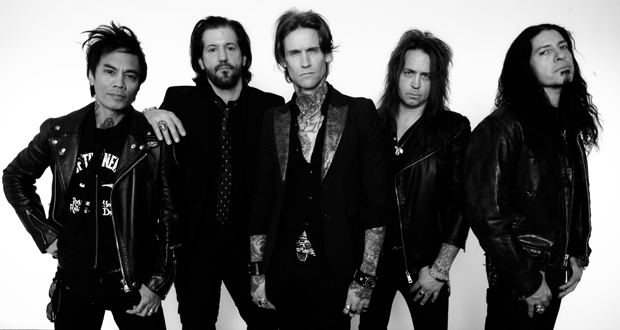 """Buckcherry's Keith Nelson """"Connecting with the fans is really what it's all about"""""""