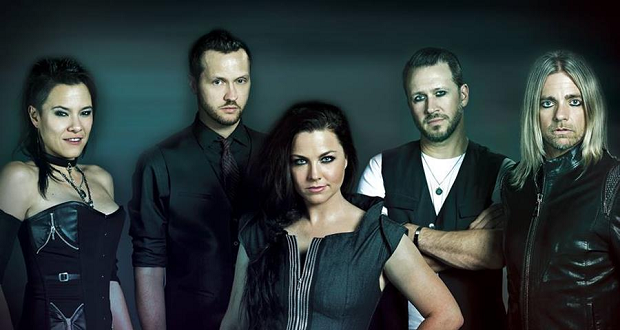 Evanescence Announce 'The Ultimate Collection' LP Box Set