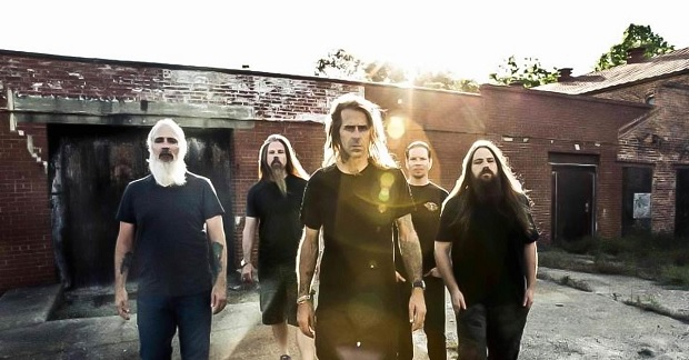 Lamb Of God unleash'Memento Mori' and comment on current events.