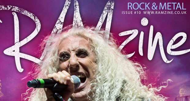 RAMzine Issue 10 – Bloodstock, MetalDays, Davey Suicide