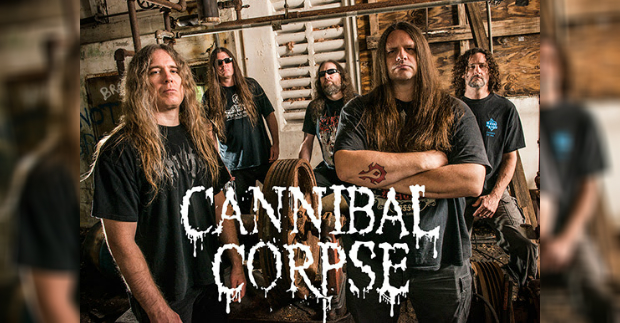 Cannibal Corpse record brutal theme song for 'Squidbillies'