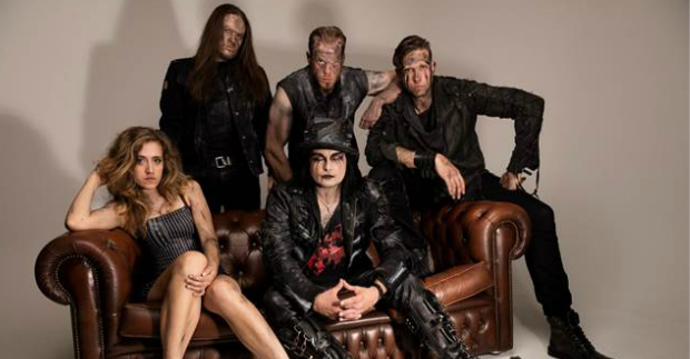 Dani Filth discusses new Devilment album 'The Mephisto Waltzes'