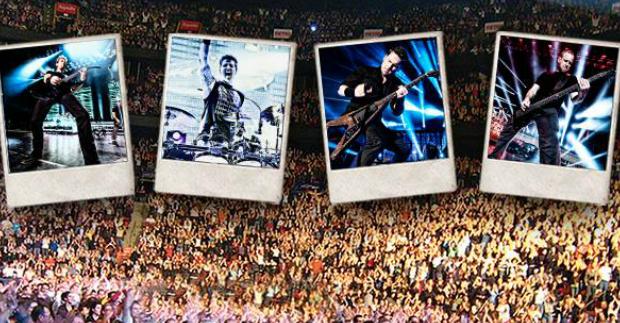 Live: Nickelback, O2 Arena, London