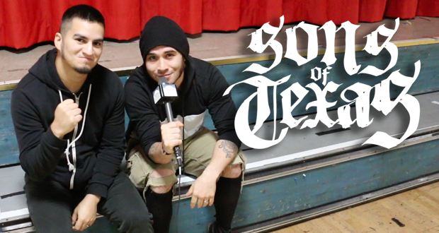 Interview with Sons Of Texas – Hard Rock Hell