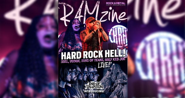 RAMzine Issue 11 – Hard Rock Hell, End of Salvation & more!