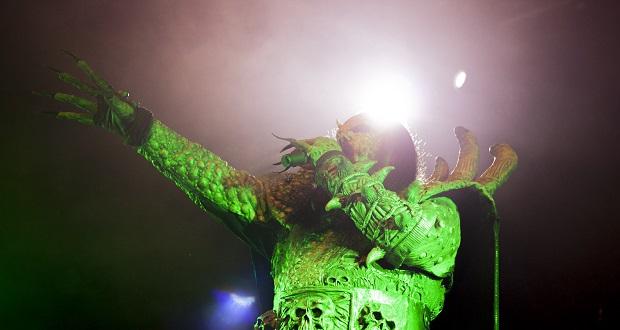 Live: Lordi, O2 Academy, Newcastle