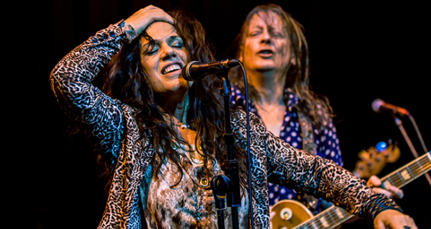 Sari Schorr & The Engine Room Spring Tour