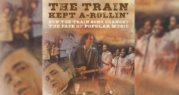 The Train Kept A-Rollin by Spencer Vignes — Book Review