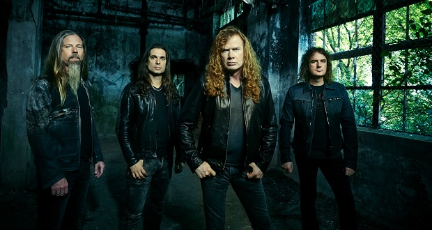 "Interview: Megadeth ""American Festivals are copying what you have been doing for years"" Bloodstock 2017"