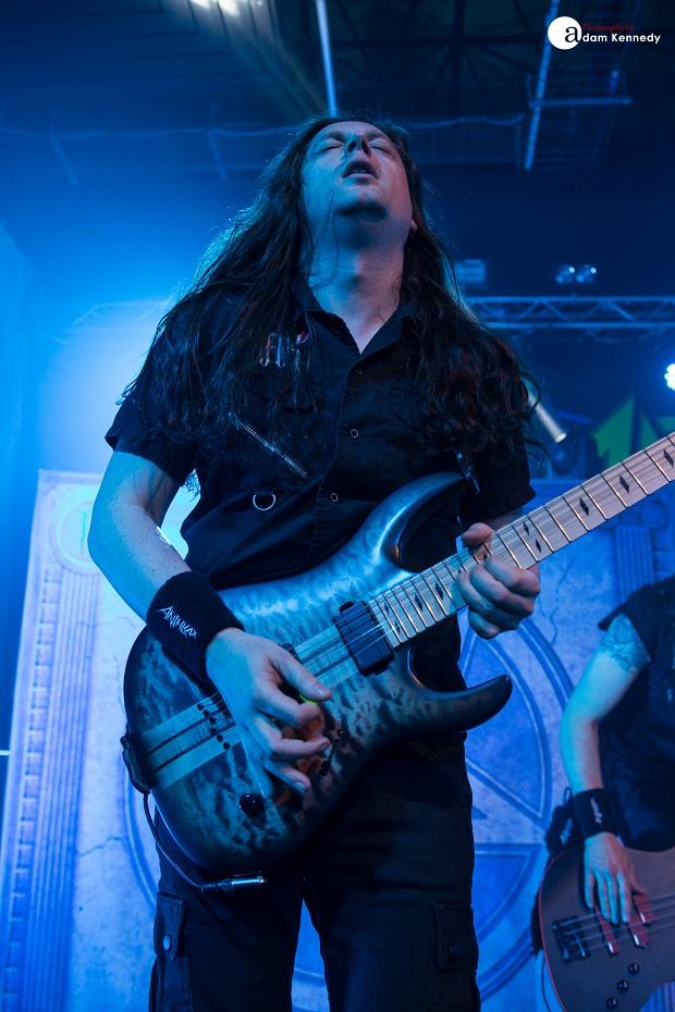 Jonathon Donais of Anthrax