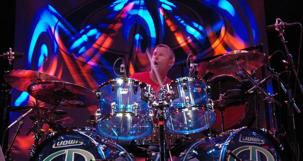 HRH Prog announces renowned drummer Carl Palmer