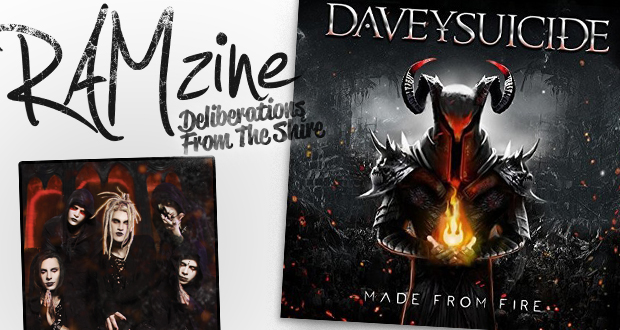 Deliberations From The Shire with Mike James – Davey Suicide