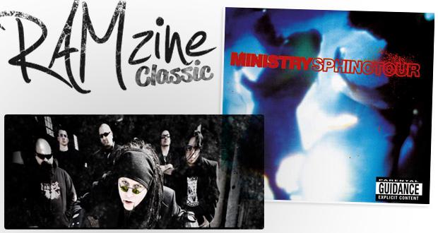 RAMzine Classic Album: Ministry – Sphinctour