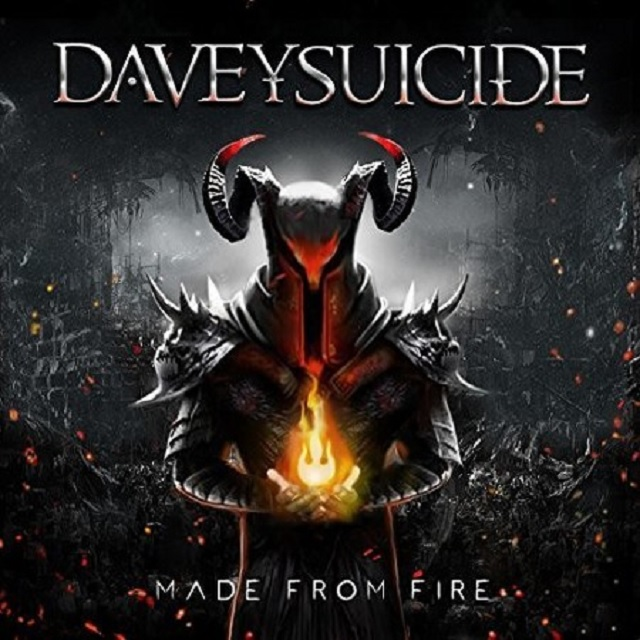 Review: Davey Suicide – Made From Fire